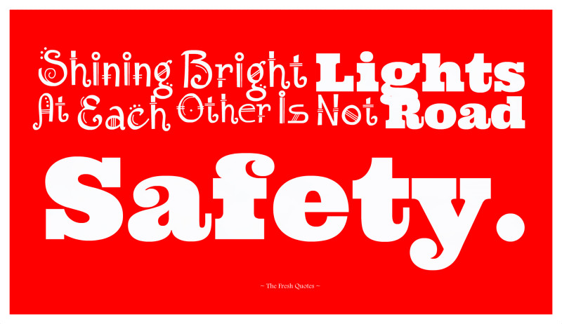 shining bright lights is not road safety breakdown emergency  shining bright lights is not road safety breakdown emergency roadside assistance mobile app breakdown app